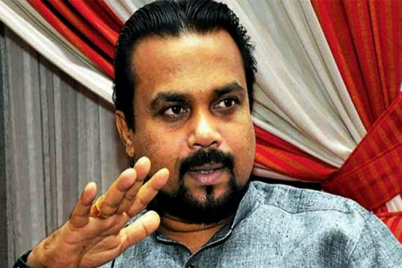 Wimal insists people want Govt out