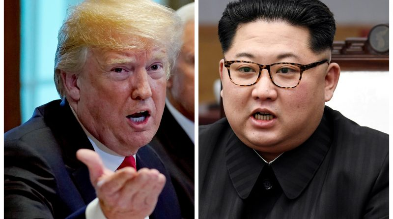 Trump Kim set for historic summit